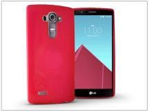 LG G4 H815 szilikon hátlap - Jelly Flash - pink