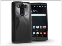 LG V10 H960A szilikon hátlap - Jelly Flash - fekete