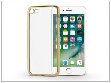 Apple iPhone 7/iPhone 8 szilikon hátlap - Jelly Electro - gold