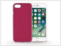 Apple iPhone 7 szilikon hátlap - Jelly Flash - piros