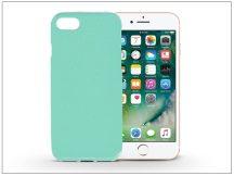 Apple iPhone 7 szilikon hátlap - Jelly Flash - menta