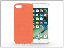 Apple iPhone 7 szilikon hátlap - Jelly Flash - narancs