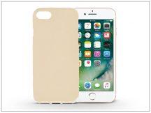Apple iPhone 7/iPhone 8 szilikon hátlap - Jelly Flash - gold