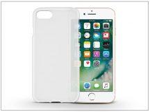 Apple iPhone 7/iPhone 8 szilikon hátlap - Flexmat 0,3 mm - transparent
