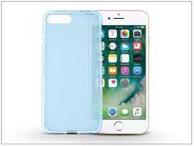 Apple iPhone 7 Plus/iPhone 8 Plus szilikon hátlap - Flexmat 0,3 mm - kék