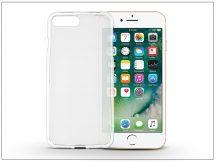Apple iPhone 7 Plus/iPhone 8 Plus szilikon hátlap - Flexmat 0,3 mm - transparent
