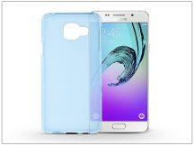 Samsung A310F Galaxy A3 (2016) szilikon hátlap - Flexmat 0,3 mm - kék