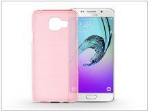 Samsung A310F Galaxy A3 (2016) szilikon hátlap - Flexmat 0,3 mm - pink