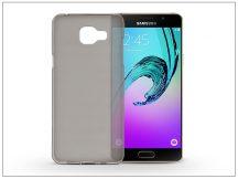 Samsung A510F Galaxy A5 (2016) szilikon hátlap - Flexmat 0,3 mm - fekete