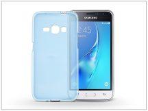 Samsung J120F Galaxy J1 (2016) szilikon hátlap - Flexmat 0,3 mm - kék
