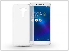 Asus Zenfone 3 Laser (ZC551KL) szilikon hátlap - Ultra Slim 0,3 mm - transparent