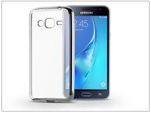 Samsung J320F Galaxy J3 (2016) szilikon hátlap - Jelly Electro - ezüst