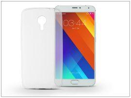 Meizu MX5 szilikon hátlap - Ultra Slim 0,3 mm - transparent