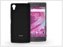 Sony Xperia X (F5121) szilikon hátlap - Roar All Day Full 360 - black