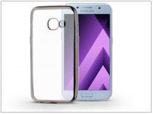 Samsung A520F Galaxy A5 (2017) szilikon hátlap - Jelly Electro - fekete