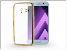 Samsung A520F Galaxy A5 (2017) szilikon hátlap - Jelly Electro - gold