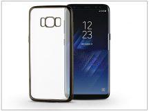 Samsung G950F Galaxy S8 szilikon hátlap - Jelly Electro - fekete