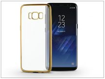 Samsung G950F Galaxy S8 szilikon hátlap - Jelly Electro - gold