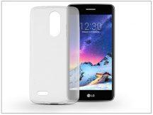 LG K8 M200N (2017) szilikon hátlap - Ultra Slim 0,3 mm - transparent