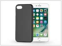 Apple iPhone 7 szilikon hátlap - Jelly Flash Mat - fekete