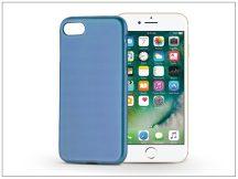 Apple iPhone 7 szilikon hátlap - Jelly Flash Mat - kék