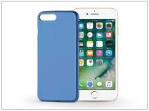 Apple iPhone 7 Plus szilikon hátlap - Jelly Flash Mat - kék
