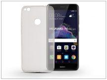 Huawei P9 Lite (2017) szilikon hátlap - Ultra Slim 0,3 mm - fekete