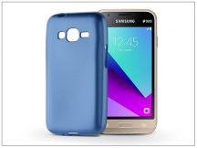 Samsung J130F Galaxy J1 (2017) szilikon hátlap - Jelly Flash Mat - kék