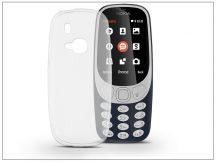 Nokia 3310 (2017) szilikon hátlap - Ultra Slim 0,3 mm - transparent