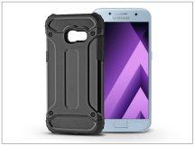 Samsung A520F Galaxy A5 (2017) ütésálló hátlap - Armor - fekete