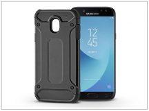 Samsung J530F Galaxy J5 (2017) ütésálló hátlap - Armor - fekete