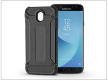 Samsung J730F Galaxy J7 (2017) ütésálló hátlap - Armor - fekete