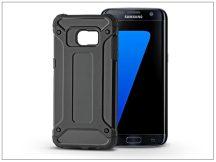 Samsung G935F Galaxy S7 Edge ütésálló hátlap - Armor - fekete