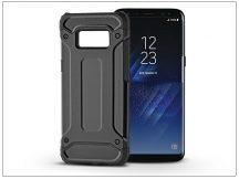 Samsung G950F Galaxy S8 ütésálló hátlap - Armor - fekete