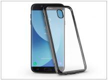 Samsung J730F Galaxy J7 (2017) szilikon hátlap - Jelly Electro - fekete