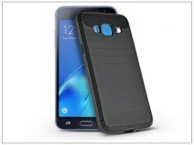 Samsung J320F Galaxy J3 (2016) szilikon hátlap - Carbon - fekete