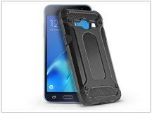 Samsung J320F Galaxy J3 (2016) ütésálló hátlap - Armor - fekete