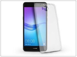 Huawei Y6 (2017)/Y5 (2017) szilikon hátlap - Ultra Slim 0,3 mm - transparent