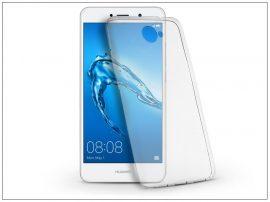 Huawei Y7 szilikon hátlap - Ultra Slim 0,3 mm - transparent