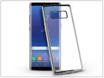 Samsung N950F Galaxy Note 8 szilikon hátlap - Jelly Electro - ezüst