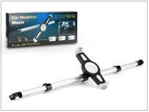Univerzális fejtámlára szerelhető Tablet PC autós tartó 7 - 11&quot, méretű készülékekhez