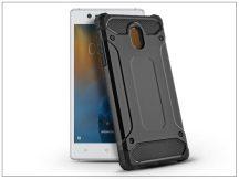 Nokia 3 ütésálló hátlap - Armor - fekete