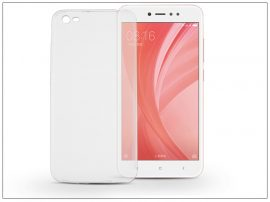 Xiaomi Redmi Note 5A szilikon hátlap - Ultra Slim 0,3 mm - transparent