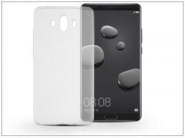 Huawei Mate 10 szilikon hátlap - Ultra Slim 0,3 mm - transparent