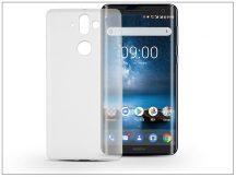 Nokia 9 szilikon hátlap - Ultra Slim 0,3 mm - transparent