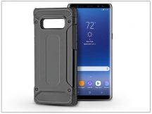 Samsung N950F Galaxy Note 8 ütésálló hátlap - Armor - fekete