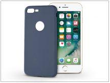Apple iPhone 7 Plus szilikon hátlap - Soft - kék