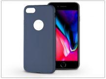 Apple iPhone 8 szilikon hátlap - Soft - kék