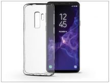 Samsung G965F Galaxy S9 Plus szilikon hátlap - Ultra Slim 0,3 mm - transparent