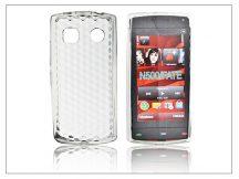 Nokia 500 szilikon hátlap - LUX - fehér